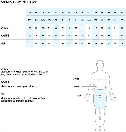 Speedo Men's Swimsuit Brief Endurance+ Solid Adult