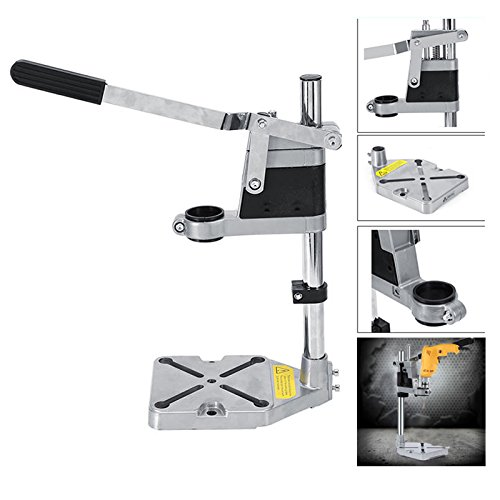 Durable Aluminum Home tools Equipment Pedestal Clamp Stand DIY Crafting Tools Suitable for Handicraft, Repair work, Carpentry, Electronic DIY project Etc. - Card Boots Replacement Advantage