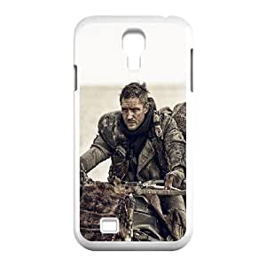 Samsung Galaxy S4 9500 Cell Phone Case White_Mad Max Tom Hardy Uzwsc