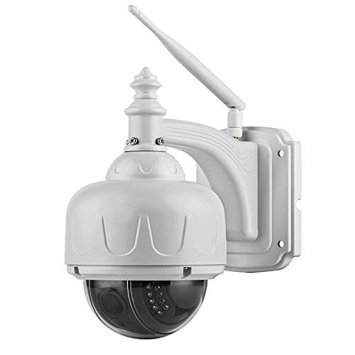 FLOUREON 1.3MP 960P 1280 X 960 P/T Wireless IP Camera Dome Security Camera Wifi S H.264 TF Micro SD Card IR-CUT IP66 AP Mode Built-in ()