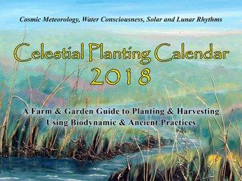 2018 Celestial Planting Calendar