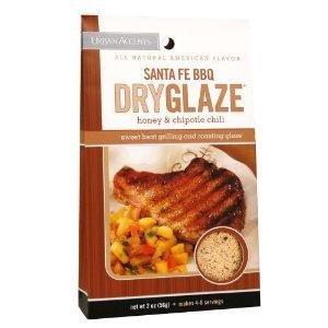 - Urban Accents Dryglaze, Santa Fe BBQ 2 oz. (Pack of 6)