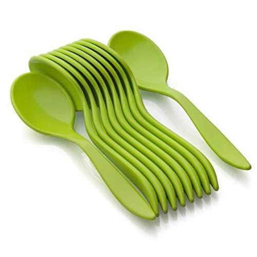 Rotek Plastic Spoon Set of 10 Price & Reviews
