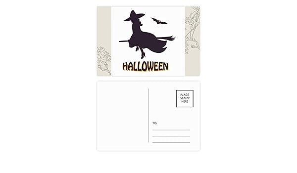DIYthinker Brujas Ride Escobas de Halloween del palo de la ...