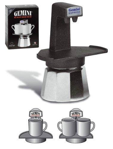 Máquina Café expresso Gemini - Preto
