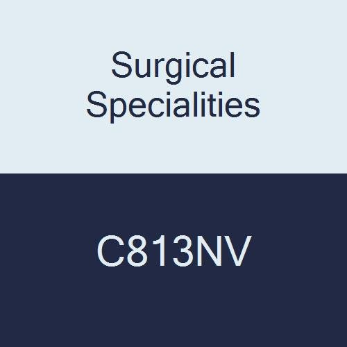 Surgical Specialities C813NV Chromic Gut Animal Health Suture, Taper Point, 1 Size, 70 cm Barb, 36 mm Needle, 1/2 Circle (Pack of 12)
