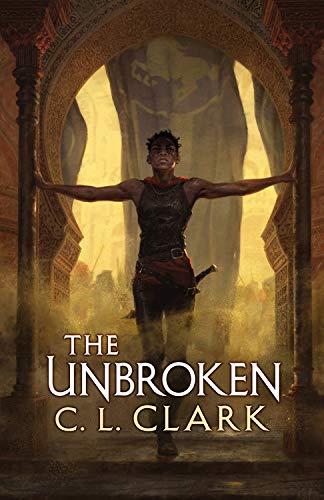 Book Cover: The Unbroken
