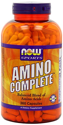 - NOW Foods Amino Complete - 360 Capsules