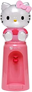 Cute Office Supplies Mini Water Dispenser Bedroom Small Water Dispenser, 2 Liters Kids Cute Beverage Dispenser Mini Water Dispenser For Desk, Cartoon Hello Kitty Water Bottle Pink Water Dispenser
