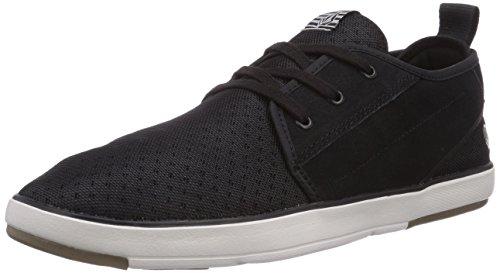 Volcom Vaper Shoe, Men's Skateboarding Black (Black Destructo/Bkd)