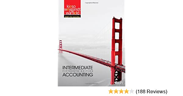 Amazon intermediate accounting 9781118147290 donald e amazon intermediate accounting 9781118147290 donald e kieso jerry j weygandt terry d warfield books fandeluxe Image collections