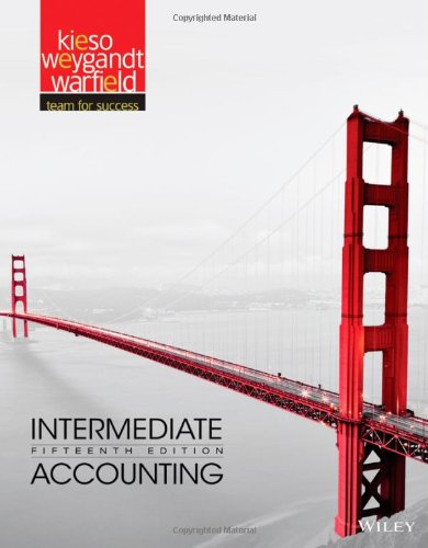 Intermediate Accounting Text