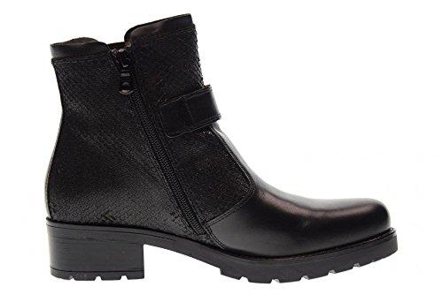 De Botas Zapatos Giardini Negro 100 Nero Tacones A719894d Con qfUEw5Hw