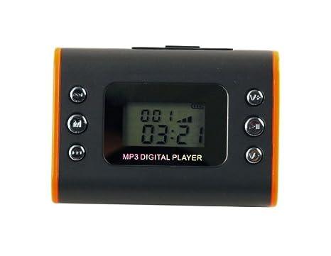 Support Plus Extendo portátil MP3-Player 0 MB con lector de ...