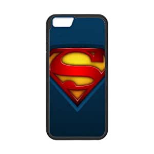 iPhone 6 4.7 Inch Cell Phone Case Black Superman 1 GY9042858