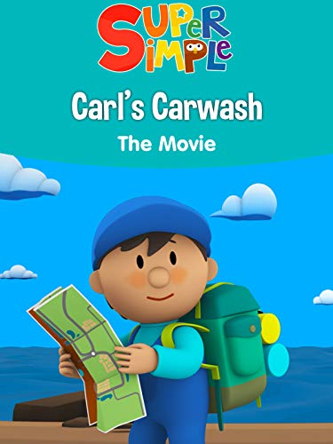Carl's Carwash: The Movie - Super Simple ()