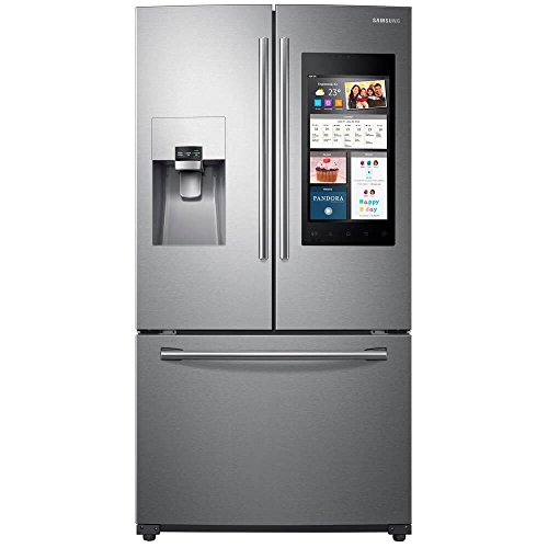 Samsung RF265BEAESR 24 cu. ft. Capacity 3 -Door French Door