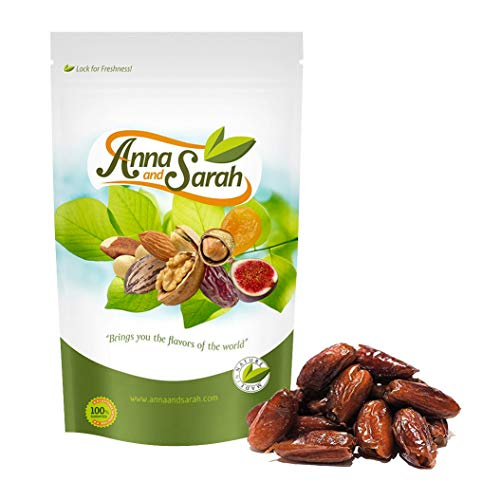 Anna and Sarah Pitted California Dates in Resealable Bag, 1 Lb by Anna and Sarah (Image #1)