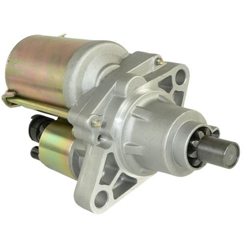 (DB Electrical SMU0412 New Starter for Acura 04 05 06 TL 3.2L / Honda 03 04 05 06 07 Accord V6 3.0L with Manual Transmission 410-54127 17899 SM442-38 SM442-43 2-3006-MT)