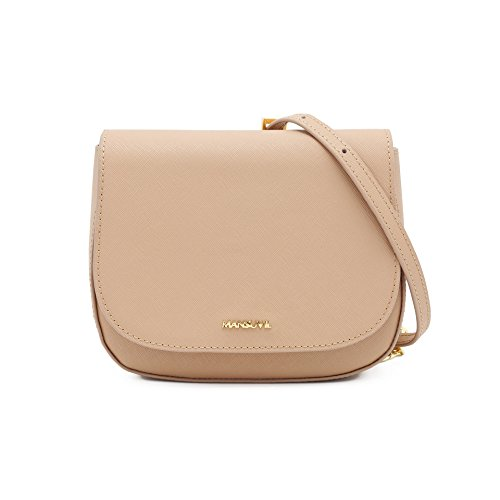 Mansuvil Women C'est un sac en cuir, Incline Lembo Leather