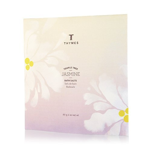 Inspiration Aromatherapy Mineral Bath (Thymes Temple Tree Jasmine Bath Salts Envelope)