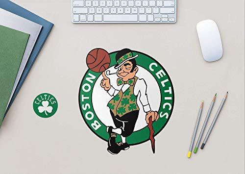 - FATHEAD Fathead NBA Boston Celtics Boston Celtics: Logo Teammate - Officially Licensed Removable Wall Decal, Large, Multicolor
