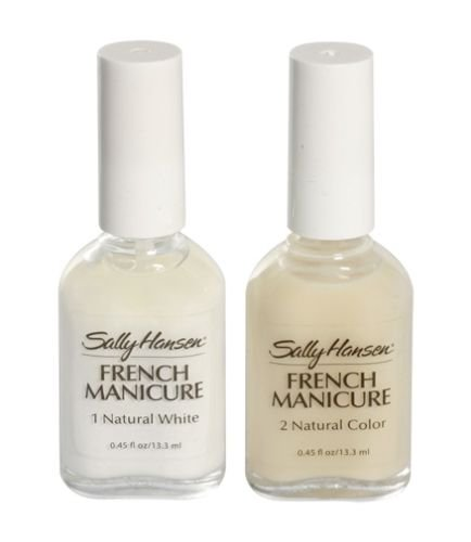 Sally Hansen French Manicure Kit for Women, Nearly Nude 2289