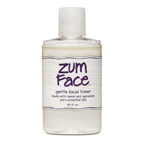 Zum Face Gentle Facial Toner, Lemon Geranium Pure Essential Oils 4.5 fl oz (225 ml) by AB ()
