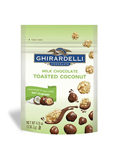 Ghirardelli Chocolate Toasted Coconut Ounce
