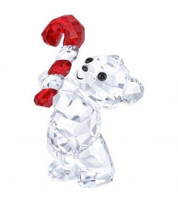Swarovski Annual Edition 2016 Kris Bear Christmas Holiday Figurine