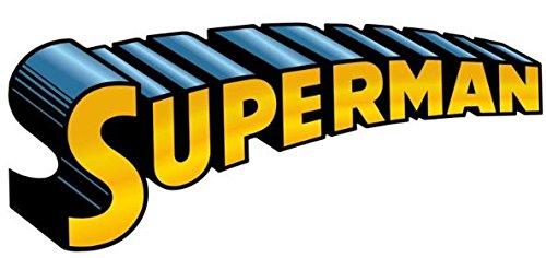 Superman FATHEAD 3D Logo Sign DC Comics Official Vinyl Wall Graphic 22