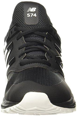 New Balance Uomo Nero 574 Sport Sneaker Nero Sitios Web De Despacho ijK8k
