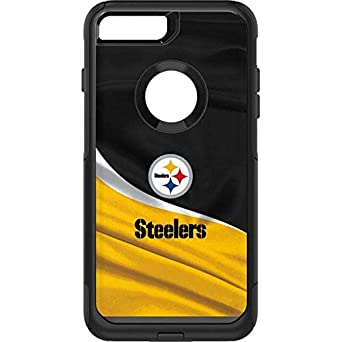 new style 2cba8 5c498 NFL Pittsburgh Steelers OtterBox Commuter iPhone 7 Plus Skin - Pittsburgh  Steelers
