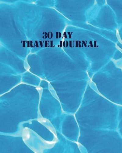 30 Day Travel Journal PDF