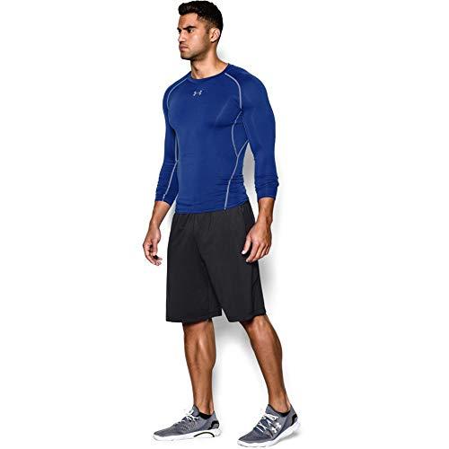 Under Armour Men's HeatGear Armour Compression Long Sleeve T-Shirt