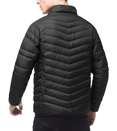 Ligero para M32 Ultra Negro Hombre Chaqueta Black Pluma de LAPASA Cool Plumífero 5IwgqR