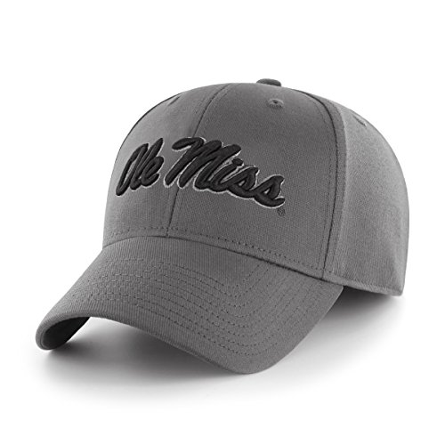 superior quality 61508 9522f Mississippi Rebels Fitted Hats. NCAA Mississippi Old Miss ...