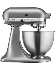 KitchenAid 5K45SSESL keukenmachine, zilver