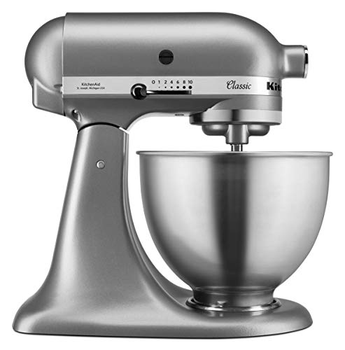 KitchenAid 5K45SSESL KITCHENAID ROBOT DE COCINA DE 4,3 L