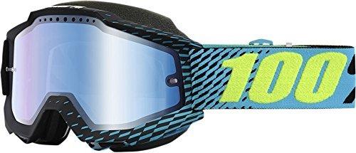 100% Accuri R-Core Mirror Snowmobile Goggles by 100 PERCENT