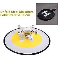 Hobby Signal FPV Drone Landing Pad Parking Apron Helipad Fast-fold Protective Gimbal Parts for Phantom 4/3 Mavic Pro Inspire