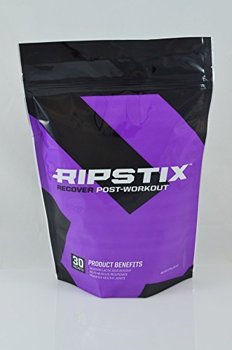 Zija RIPSTIX Recover Post-Workout Drink Mix 30 Packets