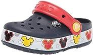 Sandália Lights Mickey Kids, Crocs, Criança Unissex