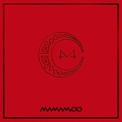Mamamoo - [Red Moon] 7th Mini Album CD+Poster+84p Booklet+1p PhotoCard+Extra PhotoCard Set K-POP Sealed