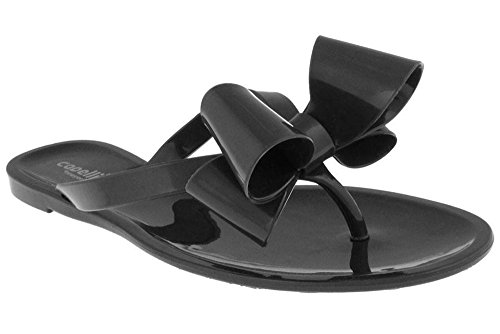 Jelly Flip Flop Sandals - 7