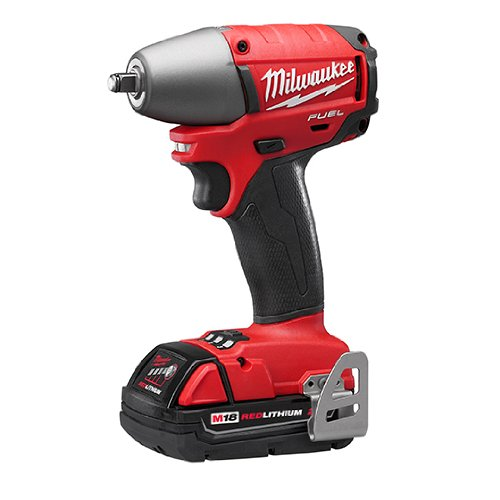 Milwaukee 2654-22CT M18 Fuel 3 8 Impact Wr- Cp Kit