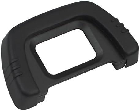 Augenmuschel Sucher f/ür Nikon D7000 D600 D300 D100 D90 D80 D70 uvm DK-23 DK 23