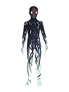 "Morphsuits Zalgo Kids Monster Urban Legend Costume - Large 4'6""-5' / 10-12 Years (120cm - 137cm)"
