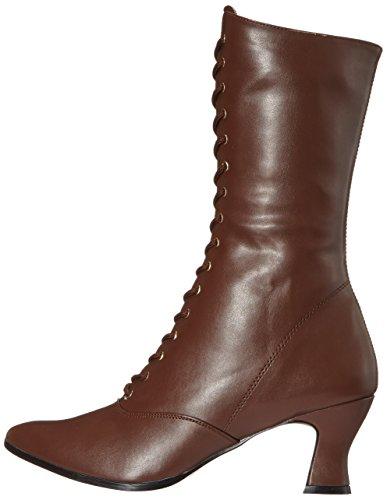 Marrone Funtasma brown 120 Stivali Donna Victorian Da OOXqg