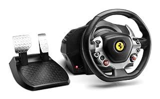 Thrustmaster TX Racing Wheel Ferrari 458 Italia Edition (XBOX ONE/PC) (B00ENFVS5Y)   Amazon Products